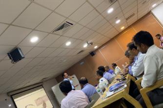 Workshop for the Senior Management Staff of Sampath Bank